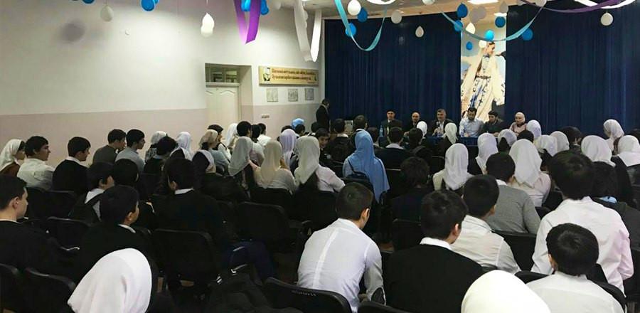 Школьникам рассказали об этическом кодексе чеченского народа