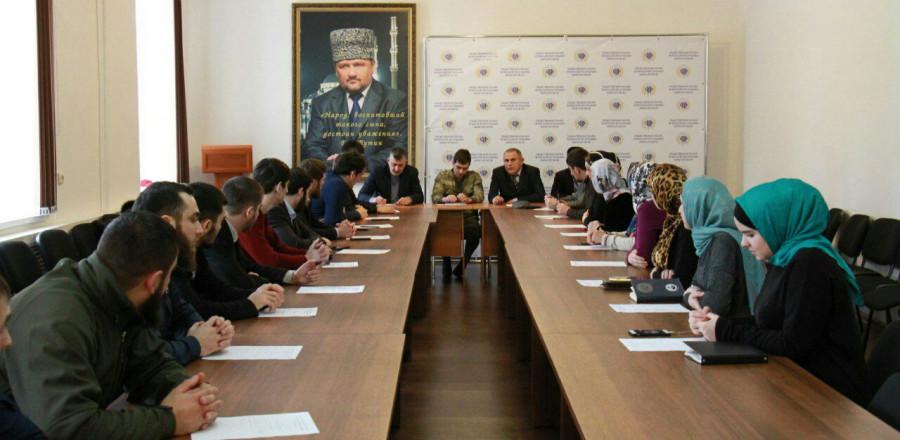 В Грозном обсудили предстоящие президентские выборы