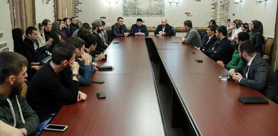 Во Дворце молодежи говорили о реализации творческих и интеллектуальных проектов