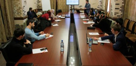 Во Дворце молодежи прошел  семинар для НКО