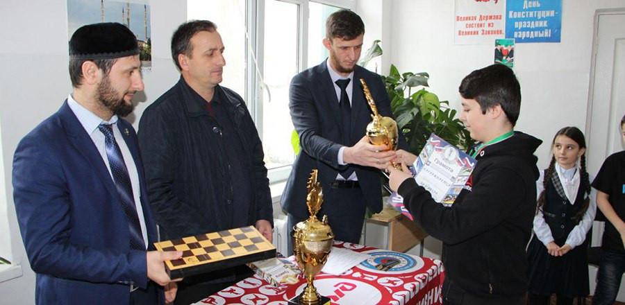 Учащиеся ДЮСШ ЧР приняли участие в турнире по шашкам