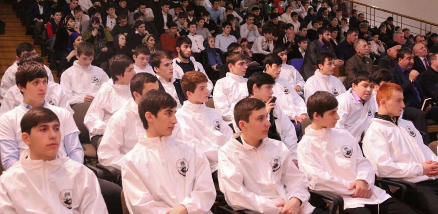 Иса Ибрагимов принял участие в итоговой отчетной встрече членов районных филиалов МОПД «Ахмат»