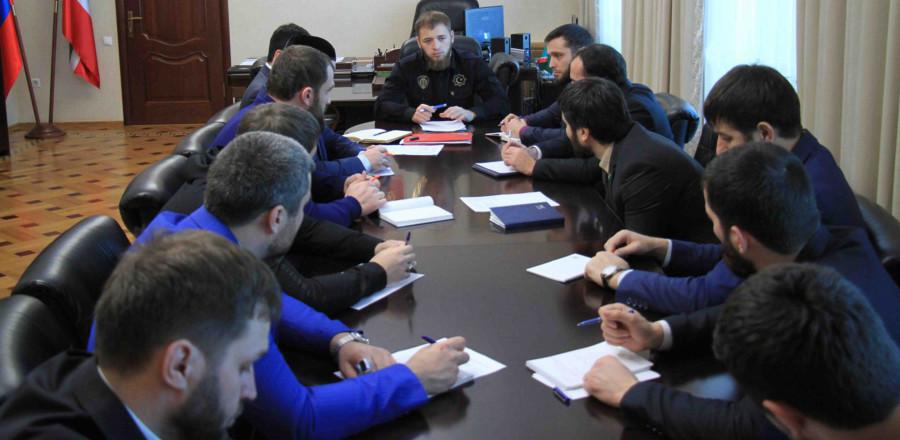 В Минмолодежи ЧР подвели итоги деятельности министерства за текущий год